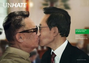 Benetton-Unhate-Coree-du-Nord-et-Sud