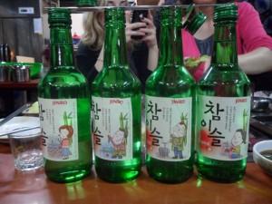 Soju family