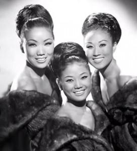 The Kim sisters