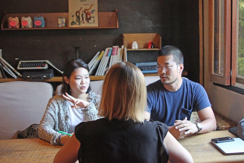 interview yoo eui jeong c ramiste inside corea. Black Bedroom Furniture Sets. Home Design Ideas