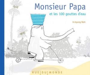 papa éléphant - couv