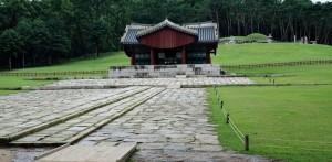 Yungneung, mausolée où sont enterrés le prince Sado et la princesse Hyegyeong