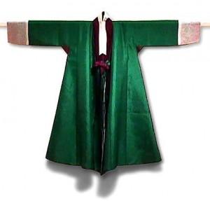 Changot porté sous Joseon par la classe féminine