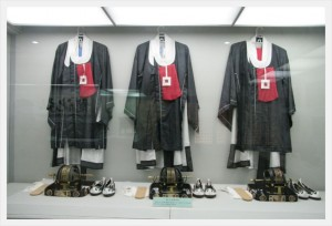 Heongwanbok était porté par les fonctionnaires du palais pratiquant les rites sacrificiels
