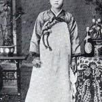 Courtisane coréenne sous Joseon