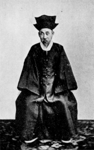 Heungseon Daewongun, père du roi Gojong. Source photo: www.koreatimes.co.kr