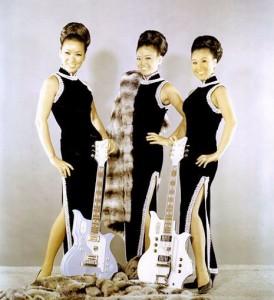 The Kim Sisters dans les années 60 aux Etats-Unis. Source: kimsistermia.com