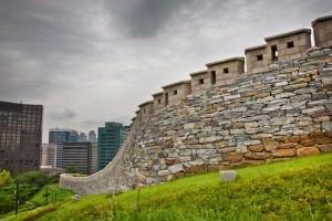 Muraille de Hanyang