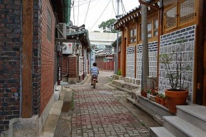 Ancien quartier Seochon