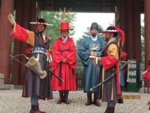 Thomas Joseon Commandant